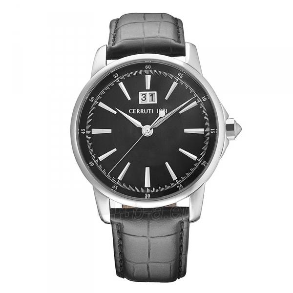 Male laikrodis Cerruti 1881 CRA072A222B Paveikslėlis 1 iš 1 30069607317