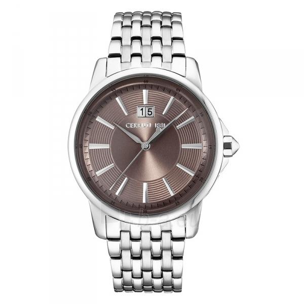 Male laikrodis Cerruti 1881 CRA072SN11MS Paveikslėlis 1 iš 1 30069607214