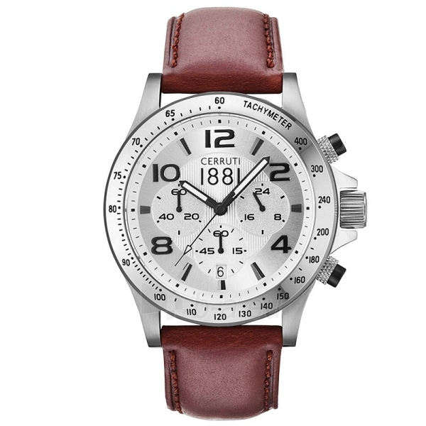 Vīriešu pulkstenis Cerruti 1881 CRA101A213G Paveikslėlis 1 iš 1 30069607185