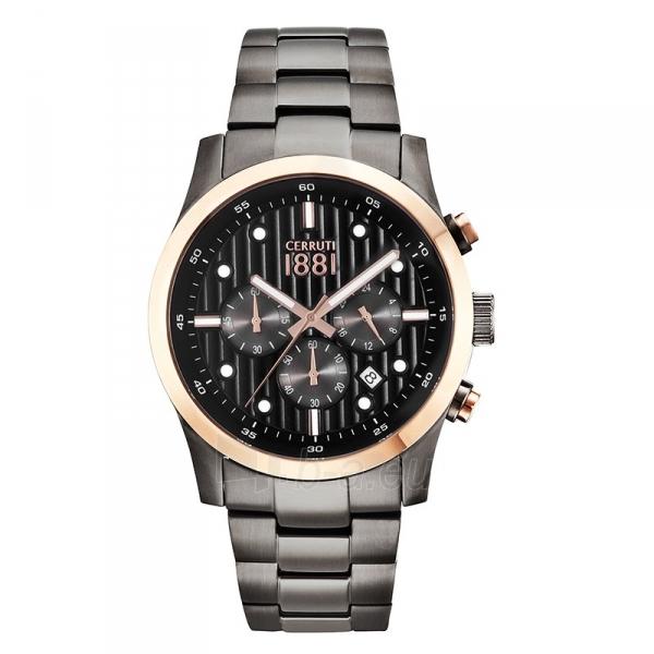 Male laikrodis Cerruti 1881 CRA108SUR02MU Paveikslėlis 1 iš 1 30069607186