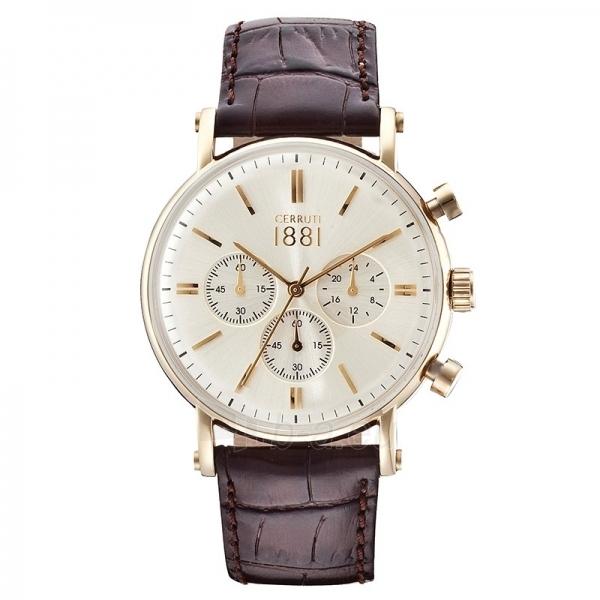 Vīriešu pulkstenis Cerruti 1881 CRA110SG06BR Paveikslėlis 1 iš 1 30069607220