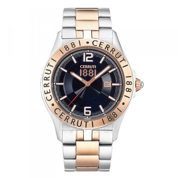 Vyriškas laikrodis Cerruti 1881 CRA120STR03MRT Paveikslėlis 1 iš 1 30069607221