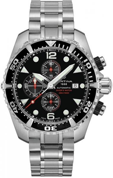 Vyriškas laikrodis Certina AQUA COLLECTION - DS ACTION Chrono - Automatic C032.427.11.051.00 Paveikslėlis 1 iš 3 310820116908