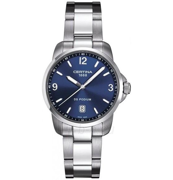 Male laikrodis Certina C001.410.11.047.00 Paveikslėlis 1 iš 1 310820116926