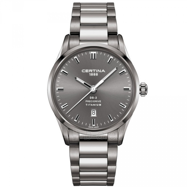 Vīriešu pulkstenis Certina C024.410.44.081.20 Paveikslėlis 1 iš 1 310820162874