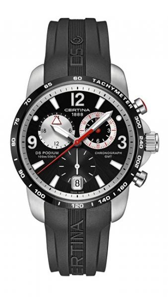 Vyriškas laikrodis Certina SPORT COLLECTION - DS PODIUM Chrono - Quartz C001.639.27.057.00 Paveikslėlis 1 iš 4 310820133560