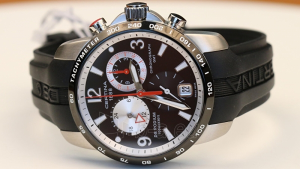 Vyriškas laikrodis Certina SPORT COLLECTION - DS PODIUM Chrono - Quartz C001.639.27.057.00 Paveikslėlis 4 iš 4 310820133560