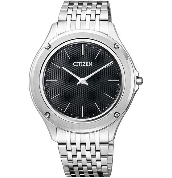 Vīriešu pulkstenis Citizen AR5000-50E Paveikslėlis 1 iš 6 310820140334