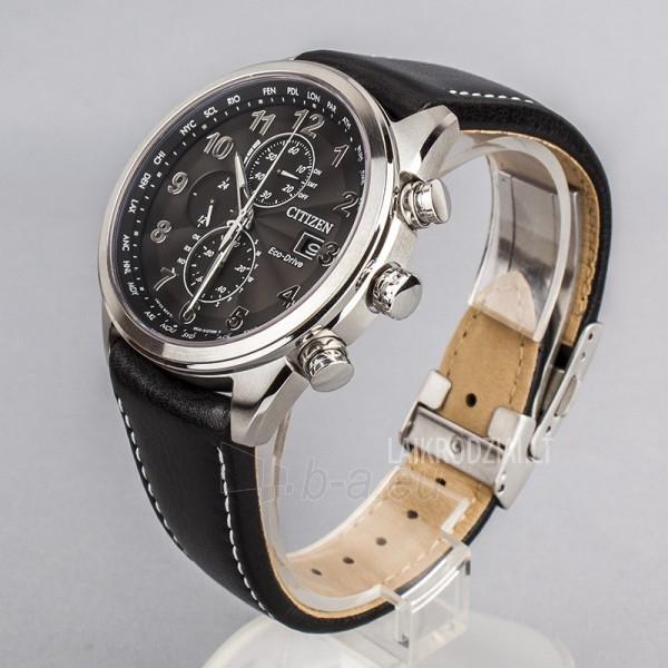 Vīriešu pulkstenis Citizen AT8011-04E Paveikslėlis 6 iš 7 30069607227