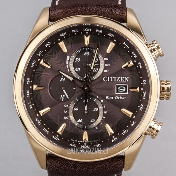 Vyriškas laikrodis Citizen AT8019-02W Paveikslėlis 5 iš 7 30069607335