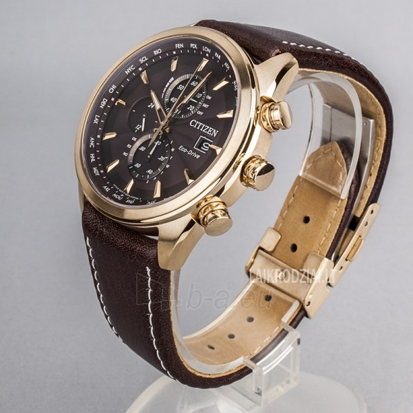 Vyriškas laikrodis Citizen AT8019-02W Paveikslėlis 6 iš 7 30069607335