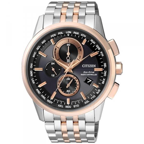 Male laikrodis Citizen AT8116-65E Paveikslėlis 1 iš 1 30069610170
