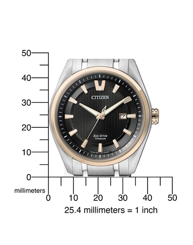 Male laikrodis Citizen AW1244-56E Paveikslėlis 2 iš 3 30069607231