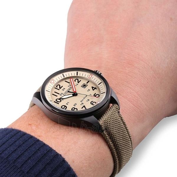Vyriškas laikrodis Citizen AW5005-12X Paveikslėlis 3 iš 7 310820106017