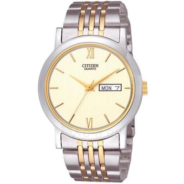 Vīriešu pulkstenis Citizen BK4051-60C Paveikslėlis 1 iš 2 30069607202