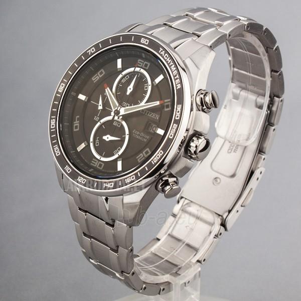 Vyriškas laikrodis Citizen CA0340-55E Paveikslėlis 2 iš 6 30069607362