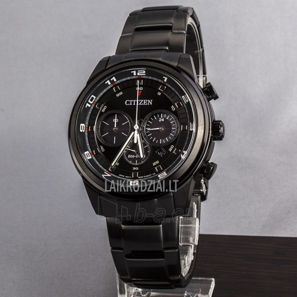 Male laikrodis Citizen CA4035-57E Paveikslėlis 1 iš 7 30069607363