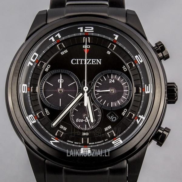Male laikrodis Citizen CA4035-57E Paveikslėlis 5 iš 7 30069607363