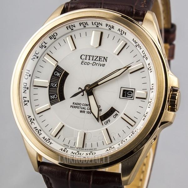 Vīriešu pulkstenis Citizen CB0013-04A Paveikslėlis 3 iš 5 30069607250