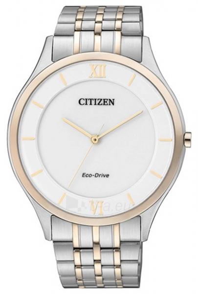 Male laikrodis Citizen Eco Drive AR0075-58A Paveikslėlis 1 iš 2 30069607257