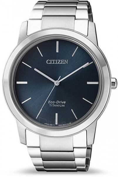 Male laikrodis Citizen Eco-Drive Super Titanium AW2020-82L Paveikslėlis 1 iš 2 310820170413