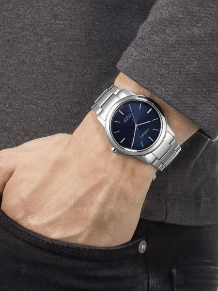 Male laikrodis Citizen Eco-Drive Super Titanium AW2020-82L Paveikslėlis 2 iš 2 310820170413