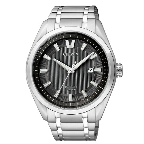 Vyriškas laikrodis Citizen Titanium AW1240-57E Paveikslėlis 1 iš 5 30069607278
