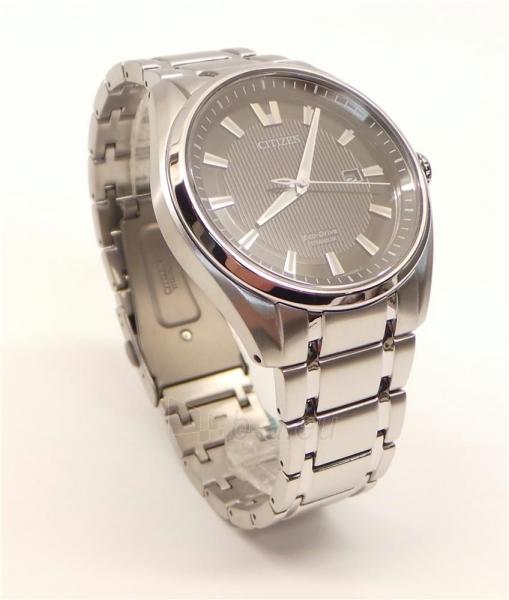 Vyriškas laikrodis Citizen Titanium AW1240-57E Paveikslėlis 3 iš 5 30069607278