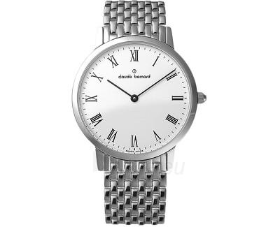 Vyriškas laikrodis Claude Bernard ClassicSlimLine 20206 3M BR Paveikslėlis 1 iš 1 30069610879