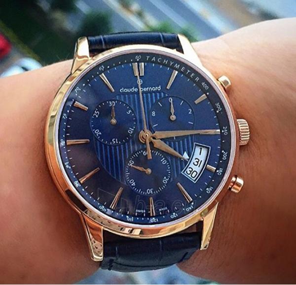 Vyriškas laikrodis Claude Bernard DressCode Quartz 10237 3 BUIN Paveikslėlis 2 iš 4 310820178376