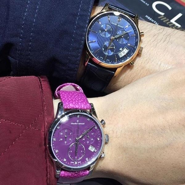 Vyriškas laikrodis Claude Bernard DressCode Quartz 10237 3 BUIN Paveikslėlis 4 iš 4 310820178376
