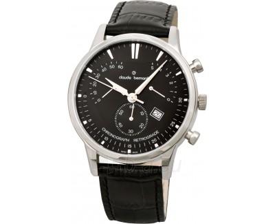 Vyriškas laikrodis Claude Bernard Gatwick Chrono Retrograde 01506 3 NIN Paveikslėlis 1 iš 2 30069603909