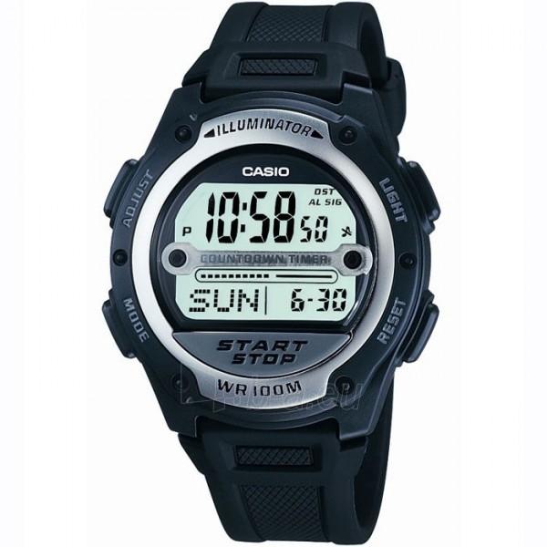 Electronic Casio laikrodis W-756-2AVES Paveikslėlis 1 iš 2 30069609277