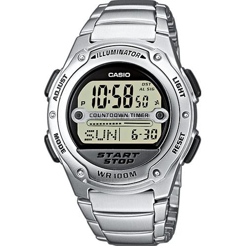 Vyriškas laikrodis Elektroninis Casio W-756D-7AVES Paveikslėlis 1 iš 3 30069608254