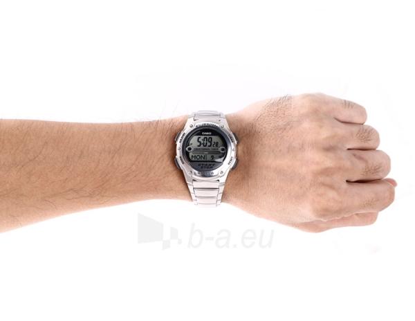 Vyriškas laikrodis Elektroninis Casio W-756D-7AVES Paveikslėlis 3 iš 3 30069608254