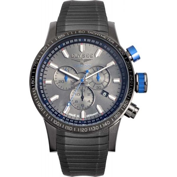 Vyriškas laikrodis ELYSEE Hockenheim 79002 Paveikslėlis 1 iš 3 30069607286