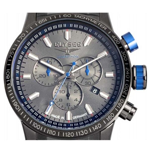 Vyriškas laikrodis ELYSEE Hockenheim 79002 Paveikslėlis 2 iš 3 30069607286