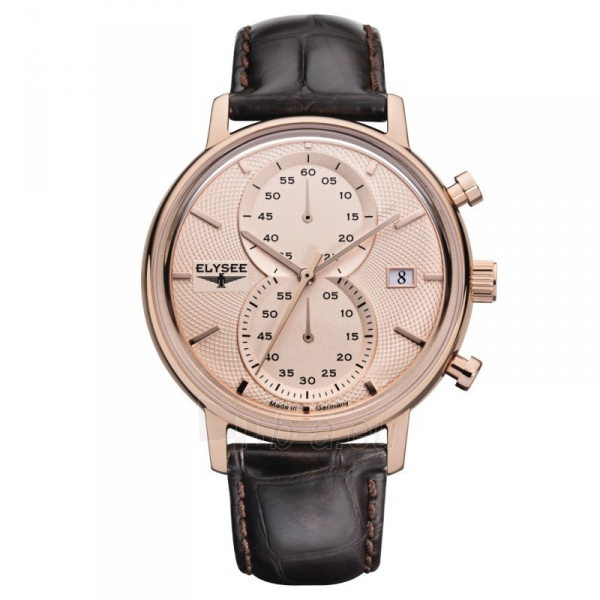 Vyriškas laikrodis ELYSEE Minos 83821 Paveikslėlis 1 iš 3 310820105123