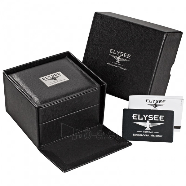 Vyriškas laikrodis ELYSEE Monumentum Automatic 77007 Paveikslėlis 4 iš 4 310820105114