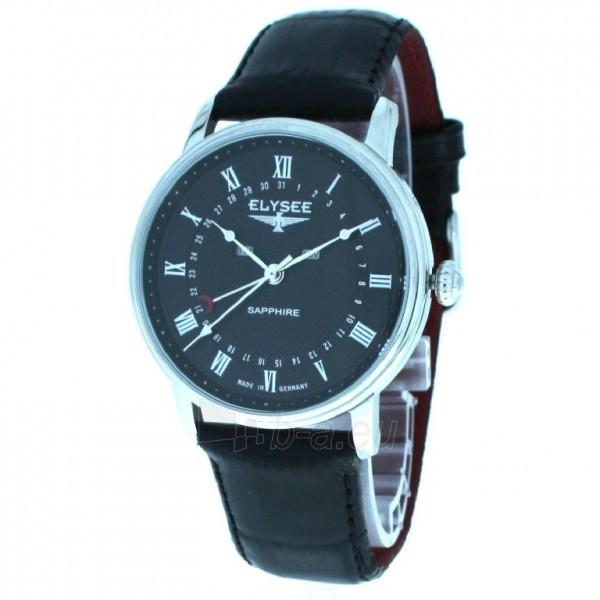 Male laikrodis ELYSEE Monumentum Calendar 77001L Paveikslėlis 4 iš 9 30069607389