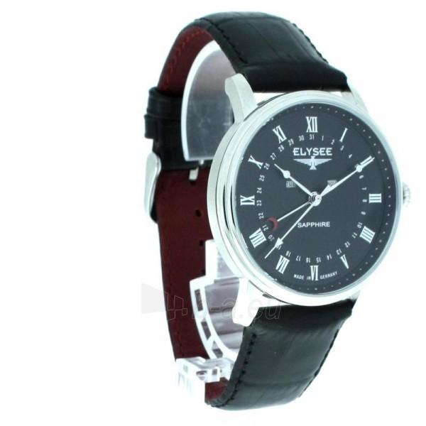 Male laikrodis ELYSEE Monumentum Calendar 77001L Paveikslėlis 7 iš 9 30069607389