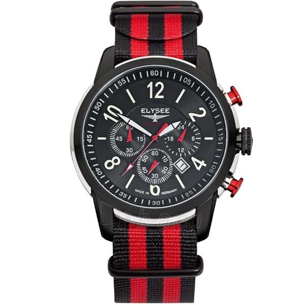 Male laikrodis ELYSEE The Race I 80524 Paveikslėlis 1 iš 3 30069607452