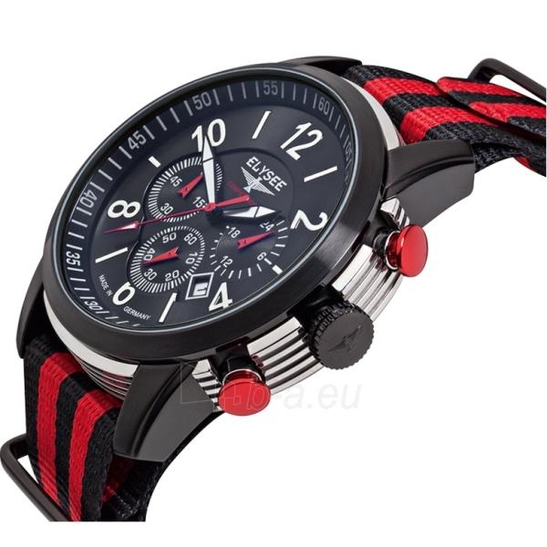 Vīriešu pulkstenis ELYSEE The Race I 80524 Paveikslėlis 2 iš 3 30069607452
