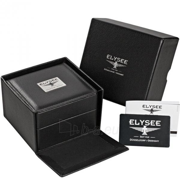 Male laikrodis ELYSEE Vintage Calendar 80556 Paveikslėlis 2 iš 4 30069610199