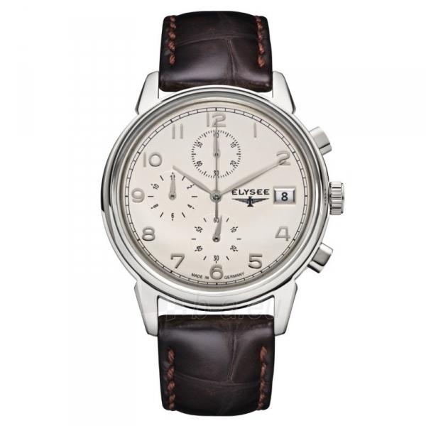 Vyriškas laikrodis ELYSEE Vintage Chrono 80550 Paveikslėlis 1 iš 3 310820105117