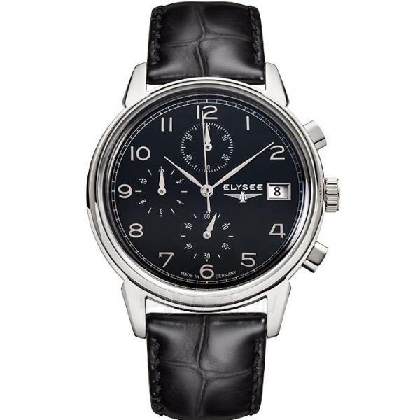 Male laikrodis ELYSEE Vintage Chrono 80551 Paveikslėlis 1 iš 3 30069610201