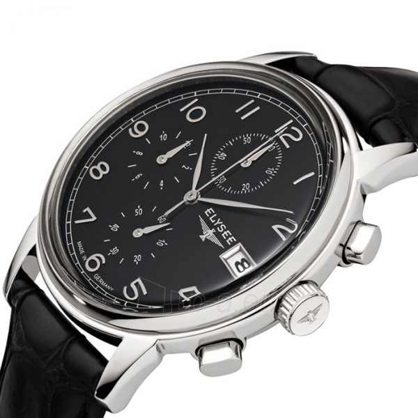 Male laikrodis ELYSEE Vintage Chrono 80551 Paveikslėlis 3 iš 3 30069610201
