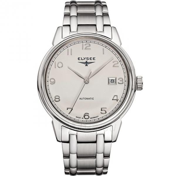 Vīriešu pulkstenis ELYSEE Vintage Master 80545S Paveikslėlis 2 iš 4 30069610204