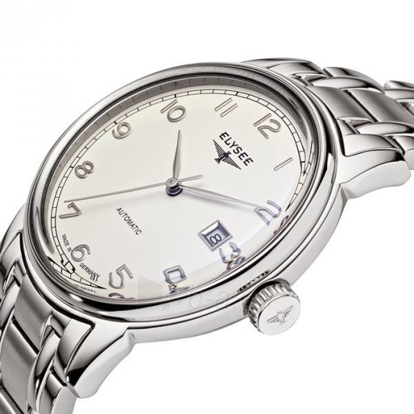 Vīriešu pulkstenis ELYSEE Vintage Master 80545S Paveikslėlis 4 iš 4 30069610204