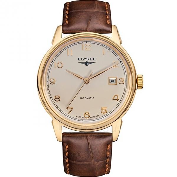 Vīriešu pulkstenis ELYSEE Vintage Master 80547 Paveikslėlis 1 iš 6 30069610206